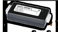 Адаптер-интерпретатор CANFMS-3