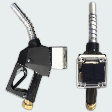 EPIR — Автономное устройство для считывания RFID меток с горловин топливных баков