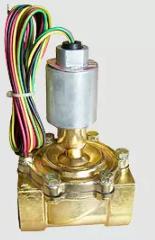 Клапан электромагнитный D40 1 1/2 на 24 в