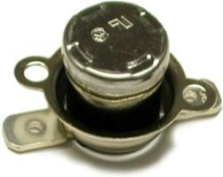 Термостат нормально замкнутый B-1002A, 80°C, 6 A, NC