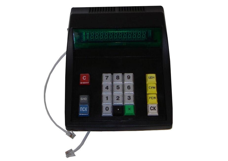 Контроллер управления ТРК «Сапсан — 2.2»