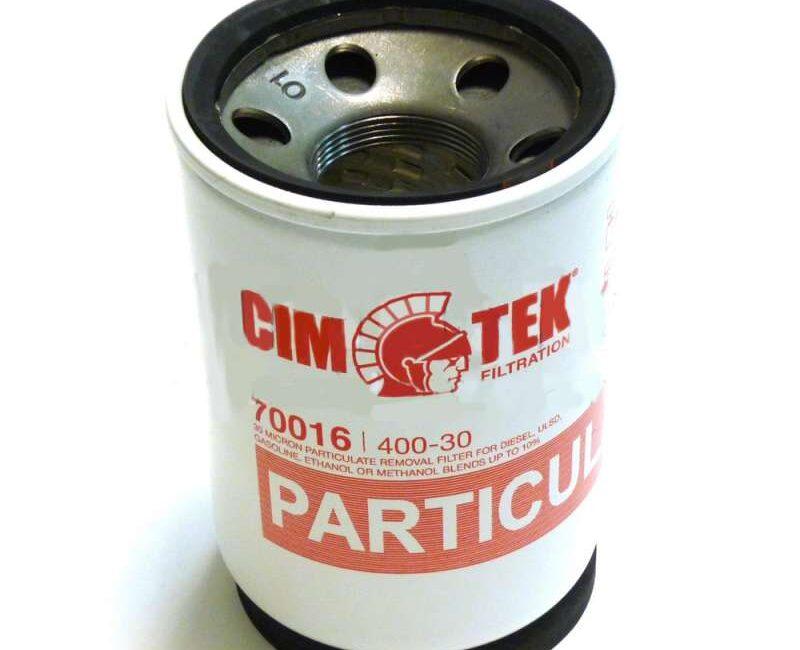 Фильтр 400-30 топливный 30 мкрн (до 70 л/мин) Cimtek