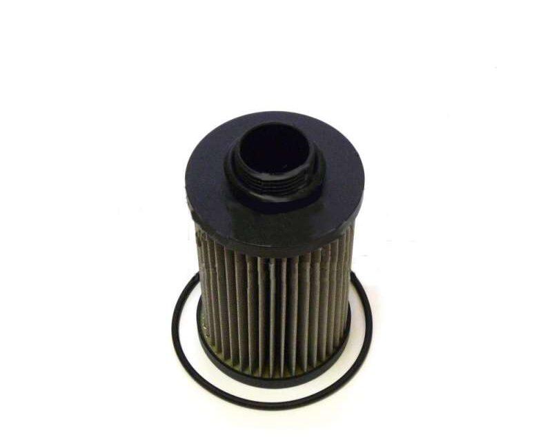 Фильтр сетчатый со сменными картриджами