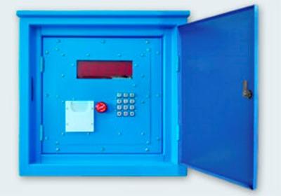 Топливораздаточная колонка EFL Box Mini compact 9-36v