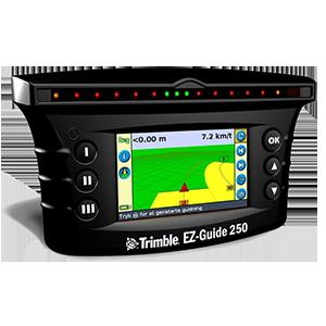 Система параллельного вождения EZ-Guide 250 для сельхозтехники