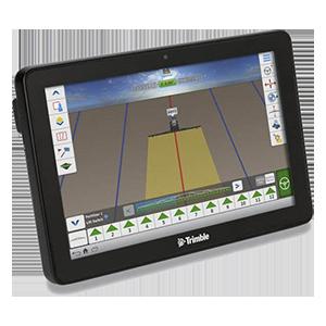 Многофункциональная система параллельного вождения Trimble TMX — 2050 для полевых работ
