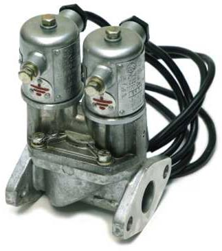 Клапан электромагнитный ДУ-25