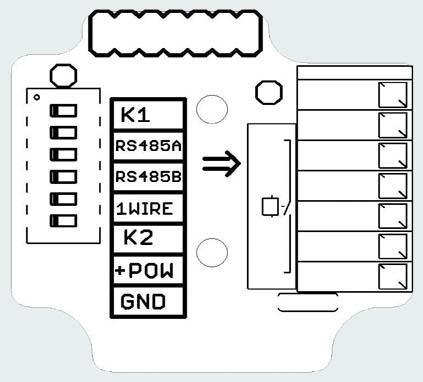 EPIR - Автономное устройство для считывания RFID меток с горловин топливных баков