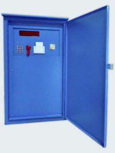 Контроль топливораздачи по RFID картам на АЗС и топливозаправщике. Контроль топливозаправщика.