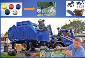 Современный контроль за вывозом мусора и утилизацией отходов